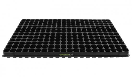 Anzuchtplatte-Topfplatte 240 Töpfe (53,0 x 31,0 cm) (Typ G24)