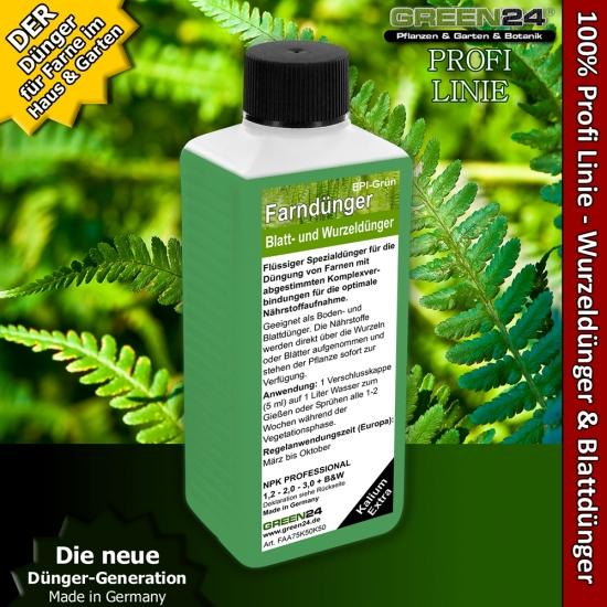 Fern Liquid Fertilizer 250ml