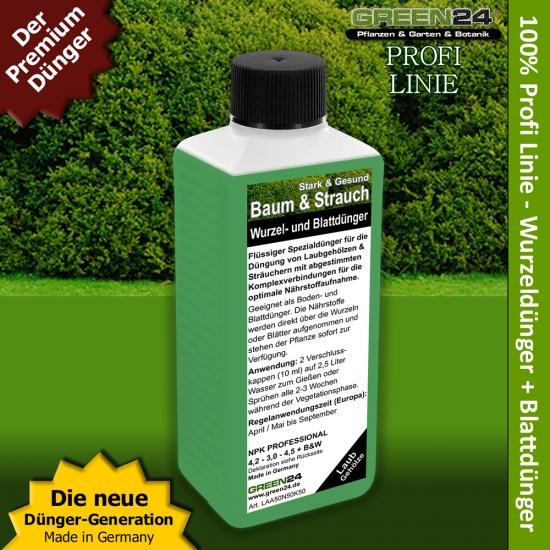 Tree and Shrub Liquid Fertilizer 250ml