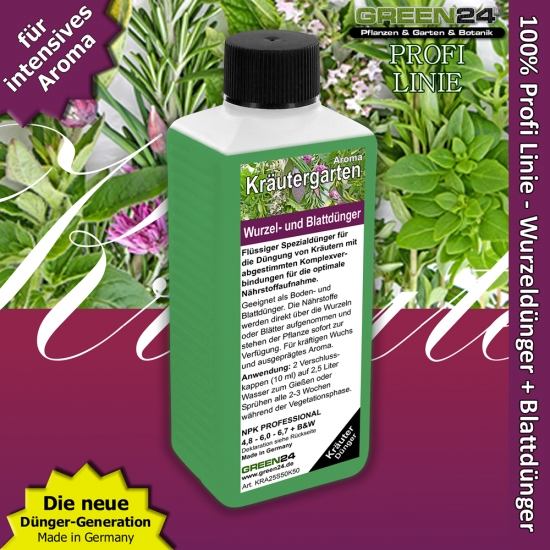 Herbs Liquid Fertilizer 250ml
