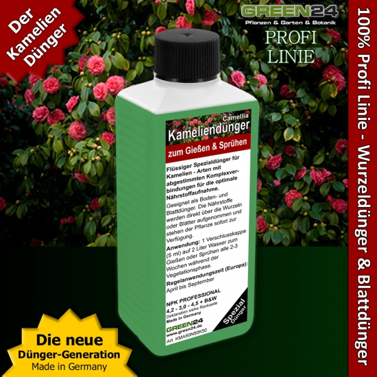 Camellia Plant Food 250ml