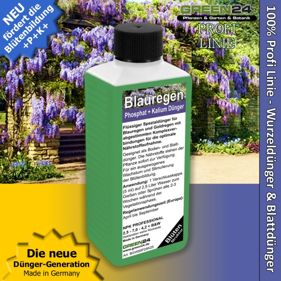 Wisteria / Laburnum Liquid Fertilizer 250ml