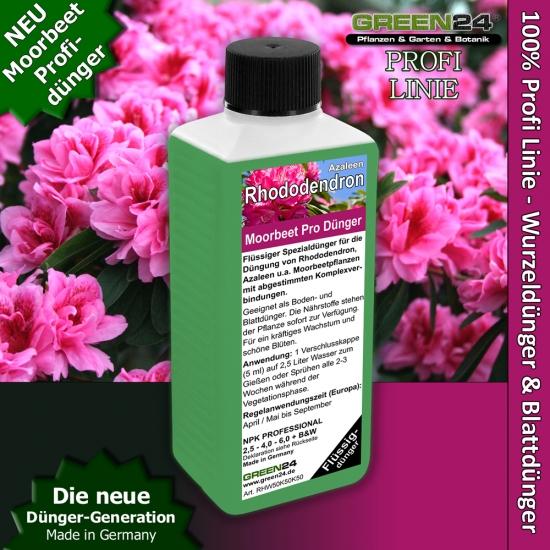 Rhododendron Azalea Liquid Fertilizer 250ml