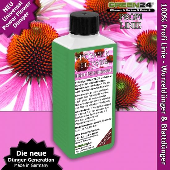 Liquid Plant Food / Power Flower - Fertilizer 250ml