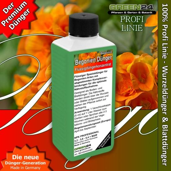 Begonia Bloom Liquid Fertilizer 250ml