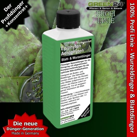 Epiphytes Tillandsia Bromelia (Aerophytes or Air Plants) Liquid Fertilizer 250ml