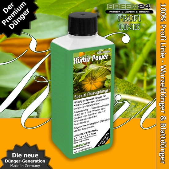 Pumpkin Liquid Fertilizer for Cucurbita 250ml