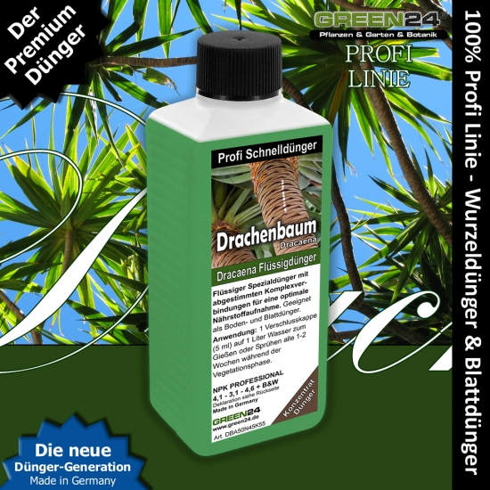 Dragon tree feed Liquid Fertilizer 250ml