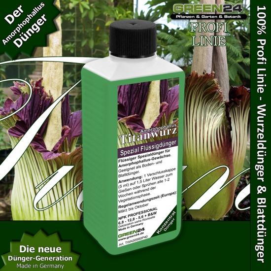 Amorphophallus Liquid Fertilizer for titanum / konjac 250ml