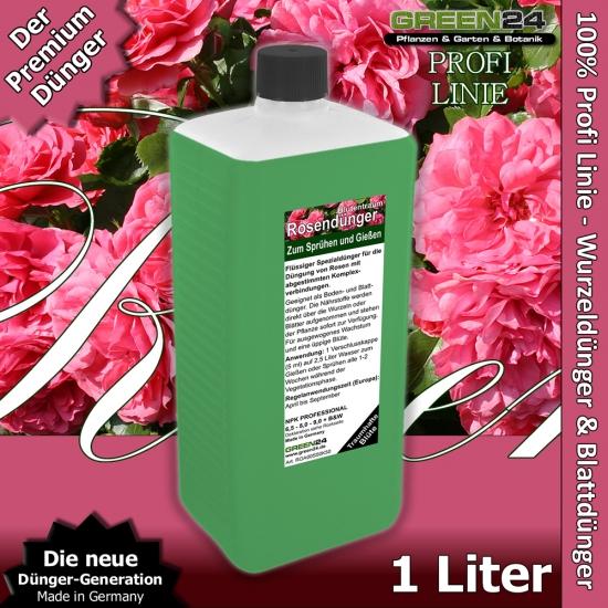 Roses Pro Universal XL 1 Liter Liquid Fertilizer