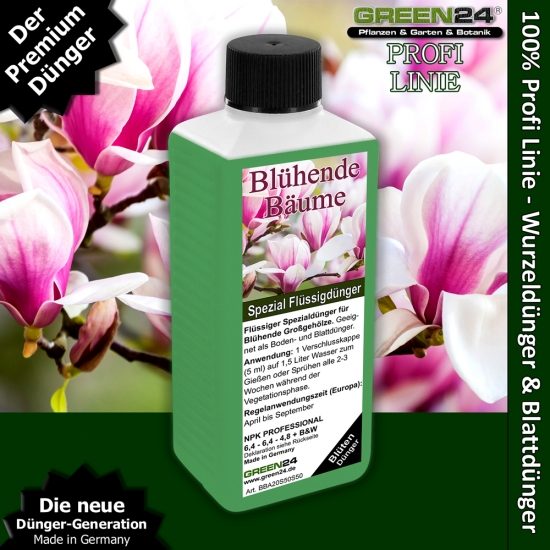 Flowering Trees Fertilizer NPK 250ml