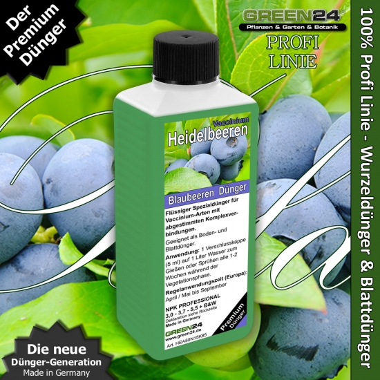 Blueberry Liquid Fertilizer 250ml