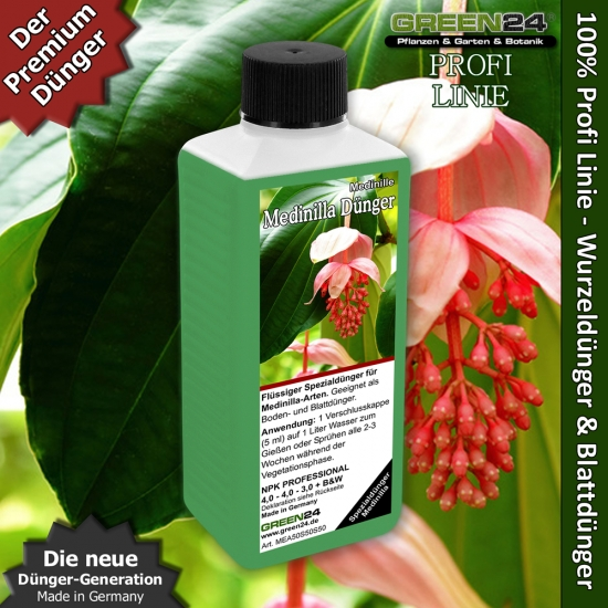 Medinilla Liquid Fertilizer 250ml