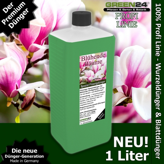 Flowering Trees Fertilizer NPK XL 1 Liter