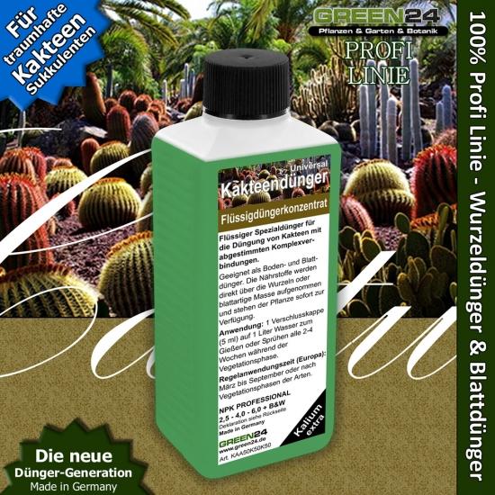 Cactus Feed - Succulent Plant Liquid Fertilizer 250ml