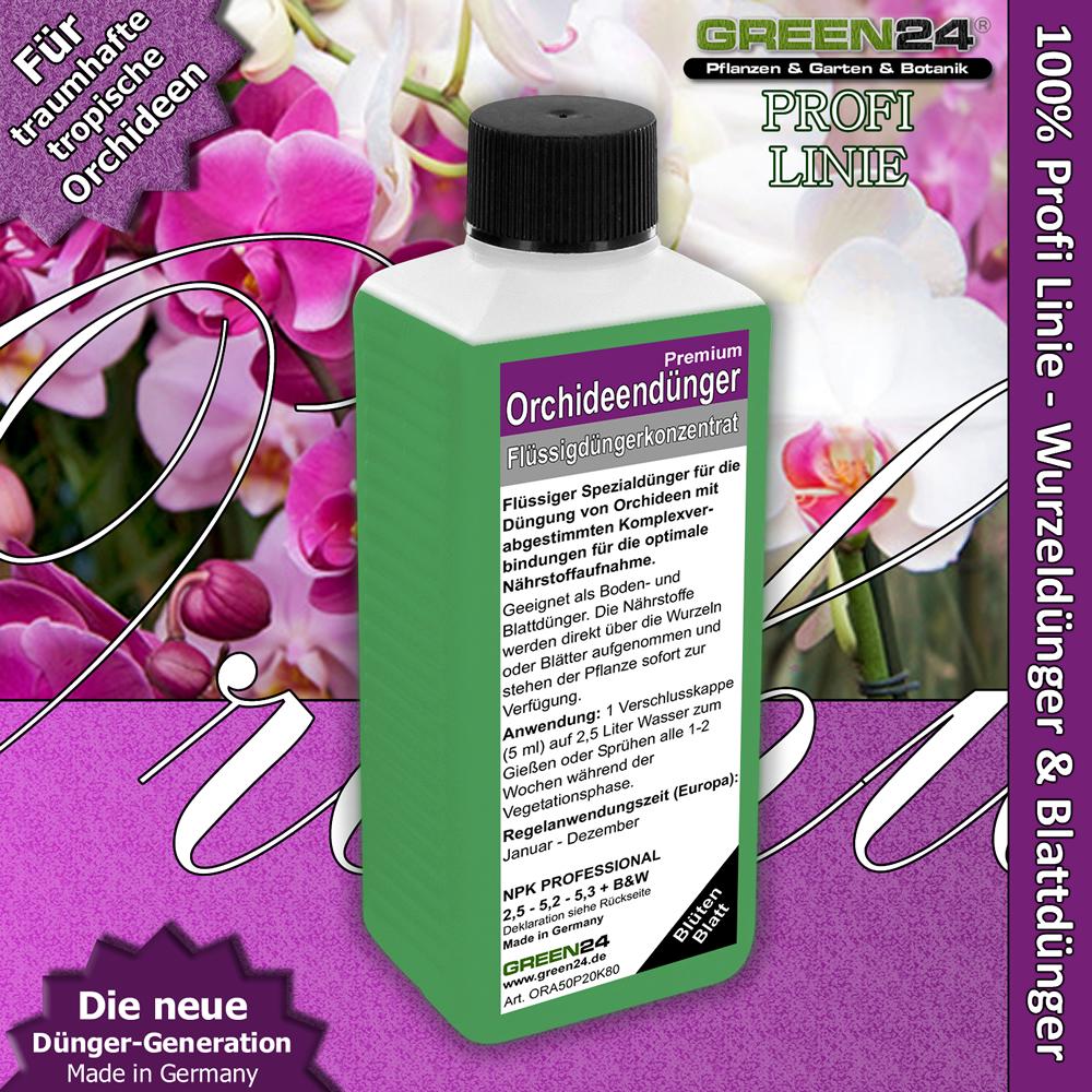 orchideen d nger premium profi linie d nger f r wurzel blattd nger high tech ebay. Black Bedroom Furniture Sets. Home Design Ideas