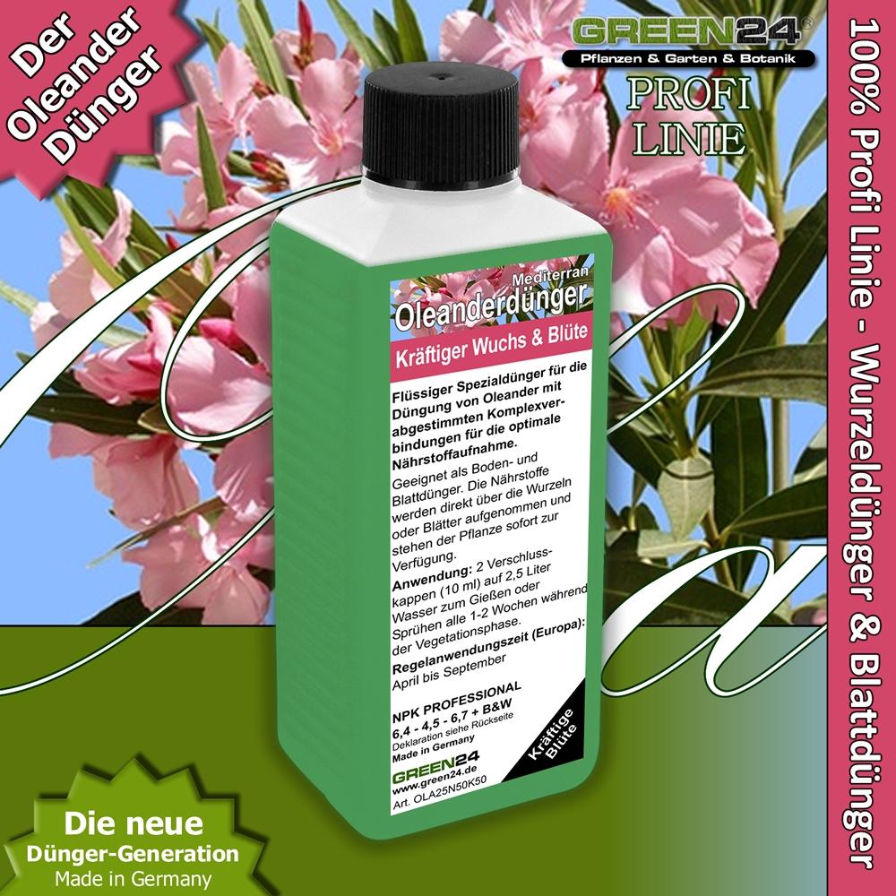 oleanderd nger fl ssig nerium oleander 250ml. Black Bedroom Furniture Sets. Home Design Ideas
