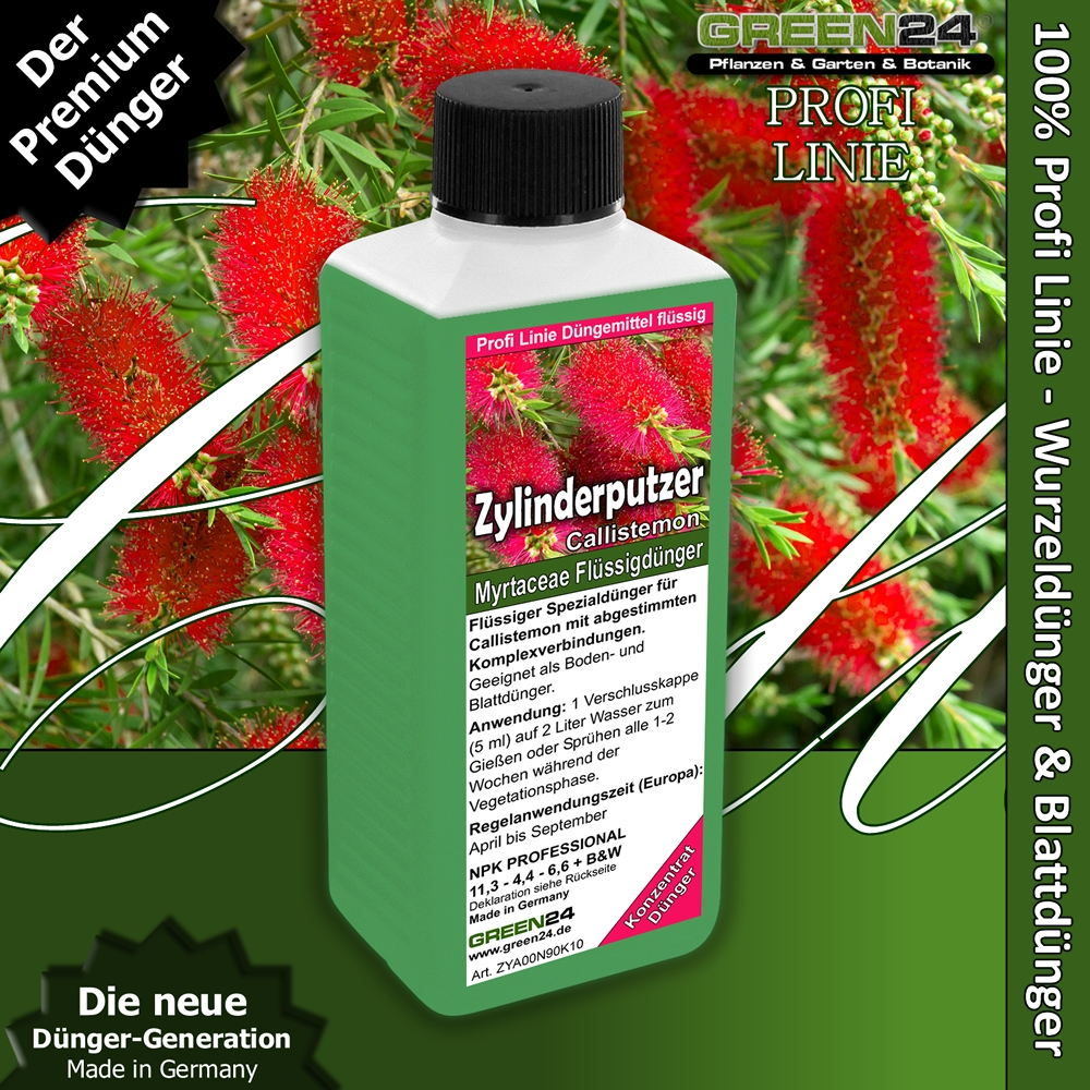 zylinderputzer callistemon d nger 250ml. Black Bedroom Furniture Sets. Home Design Ideas