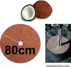 Unkraut- und Verdunstungs-Schutz 80cm