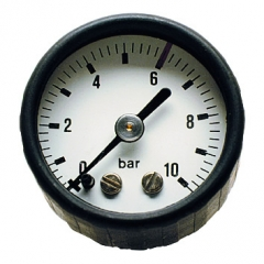 Zeigermanometer, 6 bar