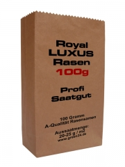 Luxus Royal Rasensaatgut 100g