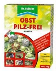 Monizin Obst Pilz-Frei 6x5g