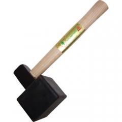 Plattenlegerhammer kantig - Tuborghammer