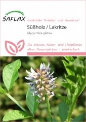 Süßholz - Lakritze (30 Korn)