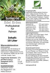 Palmenerde Palmensubstrat 10 Liter