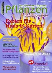Pflanzen wunderschön - Ausgabe 5