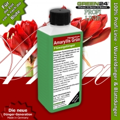 Amaryllis Hippeastrum Green Liquid Fertilizer 250ml