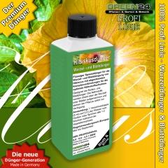 Hibiskusdünger Hibiscus düngen Flüssigdünger 250ml