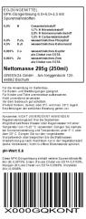 Hibiscus, Okra, Abelmoschus Plant Food 250ml