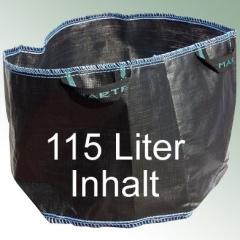 Gartensack Pflanzensack Profi 115 Liter
