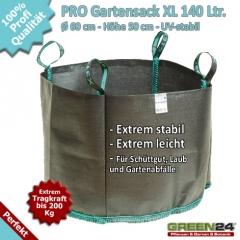 Gartensack Pflanzensack Profi 140 Liter