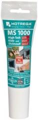 High-Tech- Kleber und Dichtstoff 80ml - Kleber für Folienhalter, Dichtungsmasse fürs Gewächshaus