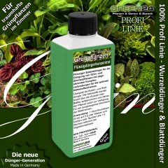 Houseplants Liquid Fertilizer 250ml - Evergreen plants
