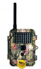 Fotofalle und Videofalle Mobil 8MP MMS