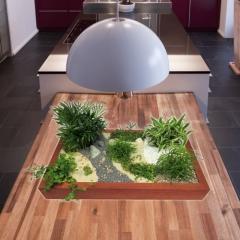 Mini-Design-Garten, Minigarten gestalten
