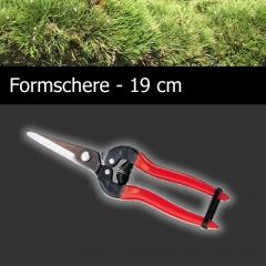 Formschere, Pflegeschere 19cm