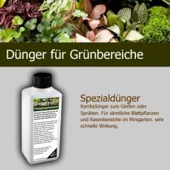 Dünger für Grünbereiche 250ml Konzentrat