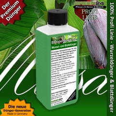 Banana Musa Ensete Liquid Fertilizer 250ml