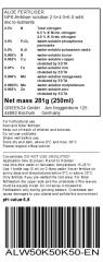 Aloe Agave Liquid Fertilizer 250ml