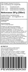 Fuchsia Food - Liquid Fertilizer 250ml