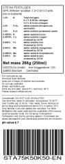 Stevia (sweetleaf, sweet leaf, sugarleaf) Liquid Fertilizer 250ml