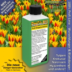 Flower Bulbs Liquid Fertilizer 250ml
