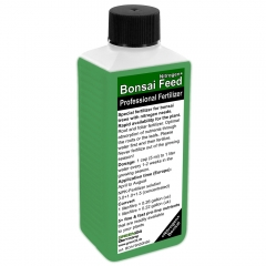 Bonsai Nitrogen+ Feed - Liquid Fertilizer 250ml