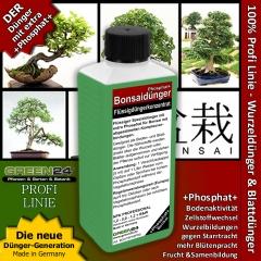 Bonsai-Dünger Phosphat+ Dünger 250ml
