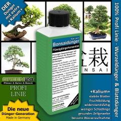 Bonsai Potassium+ Feed - Liquid Fertilizer 250ml