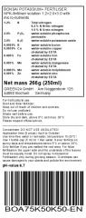 Bonsai Potassium+ Feed - Liquid Fertilizer 250ml